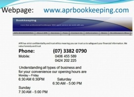 bookkeeping bas agent services